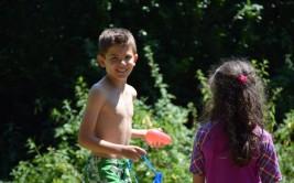 CAMPUS: Glu, glu, glu con los juegos de agua (FOTOS)