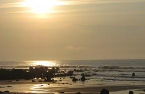 Coast of Sopelana