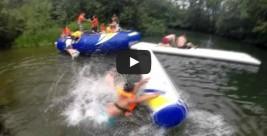 CORNEJO: Refrescando los calores del verano en un parque acuático (VÍDEO)