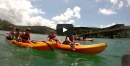 SURF y CAMPUS: De piraguas por Plentzia (VÍDEO)