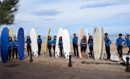 SURF: La segunda tanda también surfea de maravilla (FOTOS)