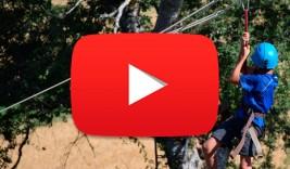 CORNEJO 21-31 julio: Tirolina en el Summer Camp y Robótica (VÍDEO)