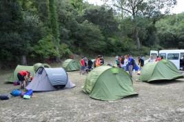 CORNEJO 1-11 agosto: De acampada (FOTOS)