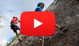 CORNEJO 1-11 agosto: Acampada y escalada en Peña Horrero (VÍDEO)
