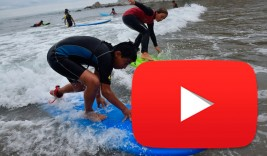 SURF 21-31 julio: Surfeando en Arrietara (VÍDEO)
