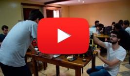 CORNEJO 1-11 agosto: Clases de robótica e inglés (VÍDEO)