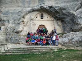 CORNEJO 1-11 agosto: Excursión a Ojo Guareña (FOTOS)
