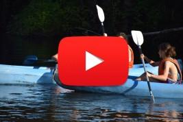 MEDINA 1-11 julio: Nos zambullinos en el río Nela en piraguas (VÍDEO)