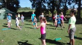 CAMPUS DEPORTIVO 1-15 julio: Multi, rugby y voleibol