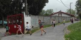 CAMPUS DEPORTIVO: Encierro de San Fermín