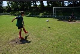 FÚTBOL 1-15 julio: Marcando goles
