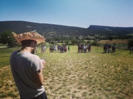 CORNEJO 1-11: Day 11: Último día con la canción del campamento (FOTOS y AUDIO)