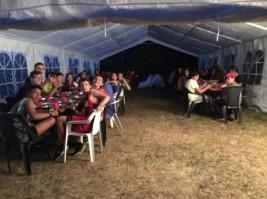 HOZ DE ANERO 11-21 julio: Reponiendo fuerzas