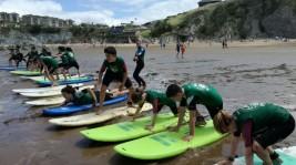 SURF 11-21 julio: Controlando las tablas
