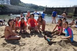 CAMPUS 16-31 julio: Parque acuático en el Puerto Viejo