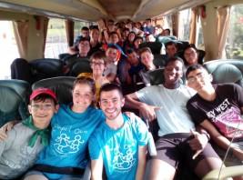 HOZ DE ANERO 11-21 julio: Excursión y masaje