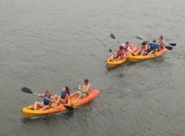 SURF 11-21 julio: Piraguas y mucho más