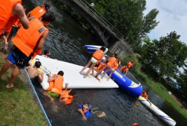 CORNEJO 11-21 julio: ¡Al agua!