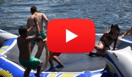 MEDINA 11-21 julio: Parque acuático y piraguas en Villarcayo (VÍDEO)
