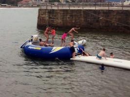 SURF y MULTIAVENTURA GETXO 21-31 julio: Parque acuático