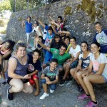 CORNEJO 01-06 septiembre: Juegos de agua en el Barnetegi (FOTOS y VÍDEOS)