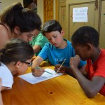 CORNEJO 11-21 julio: Aprendiendo inglés en el English Summer Camp (FOTOS)