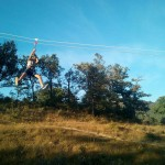 CORNEJO 1-6 septiembre: Tirolina (FOTOS y VÍDEOS)