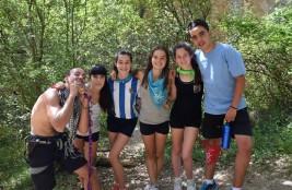 MEDINA: Pasando el día en Peña Horrero (FOTOS)