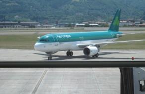 Transporte en avión desde Bilbao