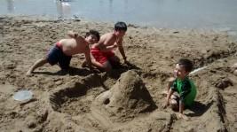 CAMPUS DEPORTIVO 1-15 agosto: Día de playa y parque acuático (FOTOS) [ACTUALIZADO]