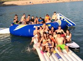 SURF 1-10 agosto: Parque acuático en Gorliz (FOTOS)