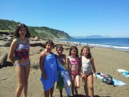 CAMPUS 1-15 agosto: Juegos y playa (FOTOS)