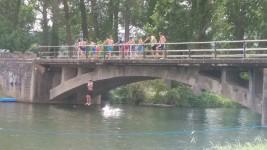 CORNEJO 1-11 julio: Parque acuático en las piscinas naturales de Villarcayo (FOTOS y VÍDEOS)