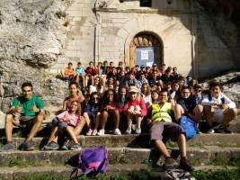 CORNEJO 1-11 julio: Orientación en San Bernabé (FOTOS)