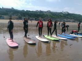 SURF 1-11 julio: Otro día más surfeando (FOTOS)