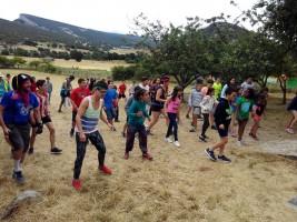 CORNEJO 1-11 julio: Midday Activity: Aerobic session! (FOTOS)