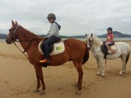 LAREDO 1-11 julio: Al galope en caballo (FOTOS)