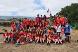 MEDINA 1-11 julio: El juego de la bandera, lokotxas y txapuzón (FOTOS)