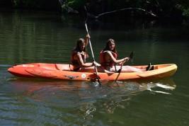 MEDINA 1-11 julio: Piraguas y parque acuático en el río de Medina (FOTOS)