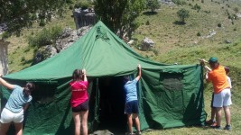 MEDINA 1-11 julio: De acampada (FOTOS)