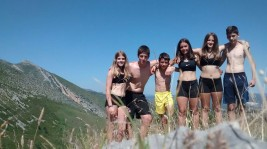 MEDINA 1-11 julio: Paseo por el monte y talleres (FOTOS)