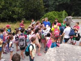 CAMPUS 1-15 julio: Euskal dantzak, visita a Butrón y parque acuático (FOTOS y VÍDEO)