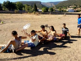 CORNEJO 21-31 agosto: Gincana de agua (FOTOS)