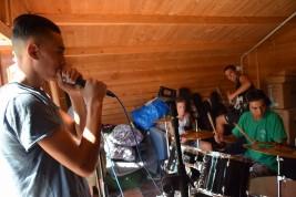 CORNEJO 21-31 agosto: Preparando el gran concierto (FOTOS)