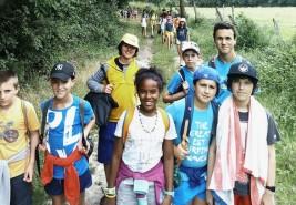 CORNEJO 1-11 julio: Day 6: De vuelta de la acampada