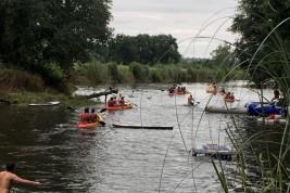 HOZ DE ANERO 11-21 julio: Parque acuático y piraguas