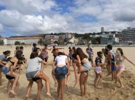 LAREDO 11-21 julio: Excursión, playa y juegos