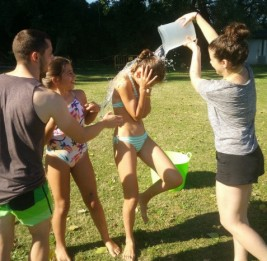 SURF 11-21 julio: Echándonos baldes de agua