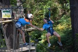 HOZ DE ANERO 11-21 julio: Trepando por los árboles