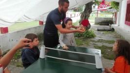 CAMPUS 1-15 julio: Badminton, hockey y tenis